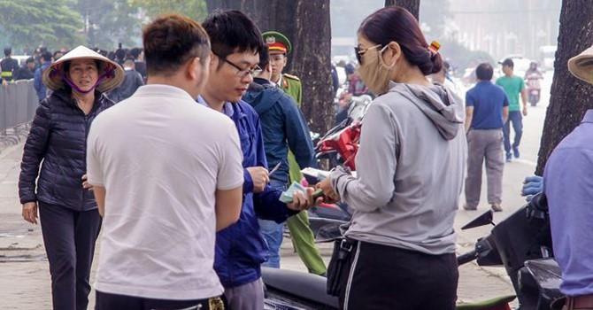 Thử nghiệm thành công, VFF tiếp tục bán vé online các trận của ÐT Việt Nam - Ảnh 2.