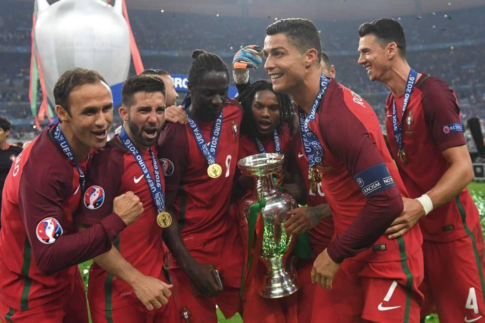 Kết quả bốc thăm vòng loại EURO 2020: Đức tái đấu Hà Lan, ĐKVĐ Bồ Đào Nha gặp khó - Ảnh 4.