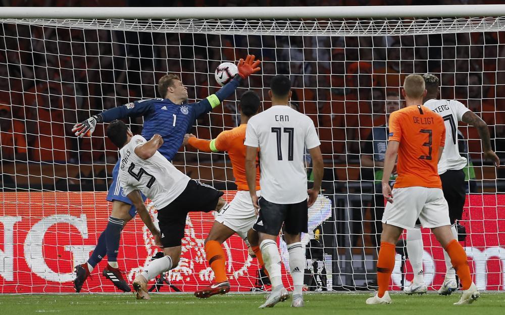 Kết quả bốc thăm vòng loại EURO 2020: Đức tái đấu Hà Lan, ĐKVĐ Bồ Đào Nha gặp khó - Ảnh 2.