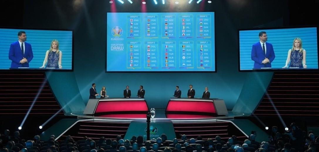 Kết quả bốc thăm vòng loại EURO 2020: Đức tái đấu Hà Lan, ĐKVĐ Bồ Đào Nha gặp khó - Ảnh 1.