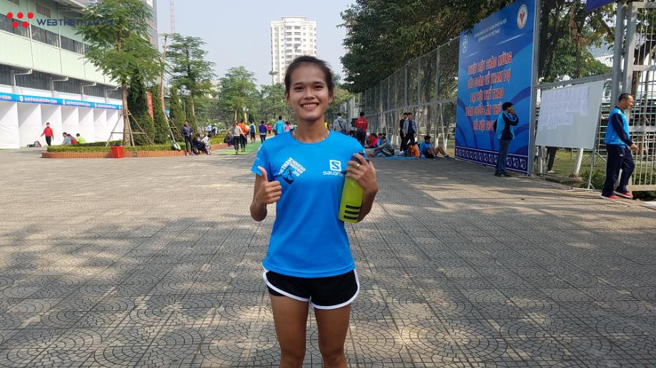 Hồng Lệ và Thế Anh vô địch marathon, chị em Thành Ngưng-Thanh Phúc không có đối thủ - Ảnh 2.