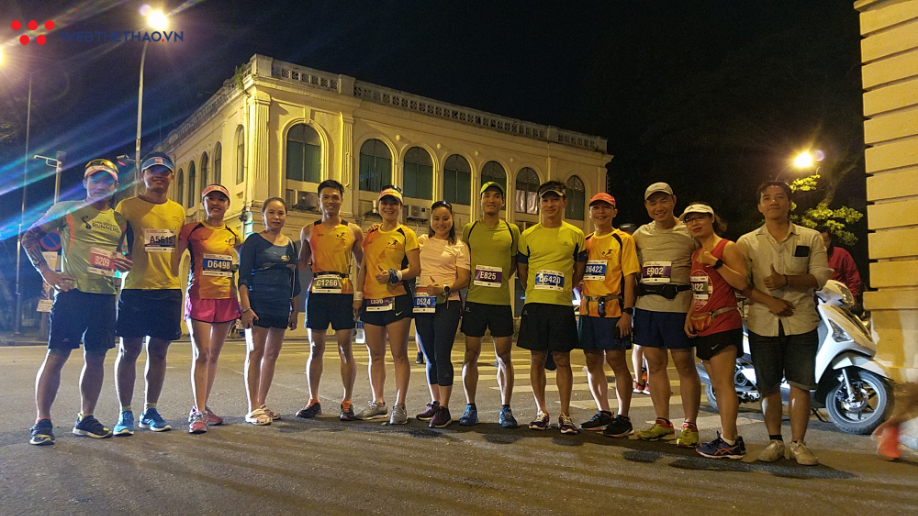 Nguyễn Khoa, Lò Thị Thanh VĐ giải chạy marathon quốc tế TPHCM - Ảnh 5.