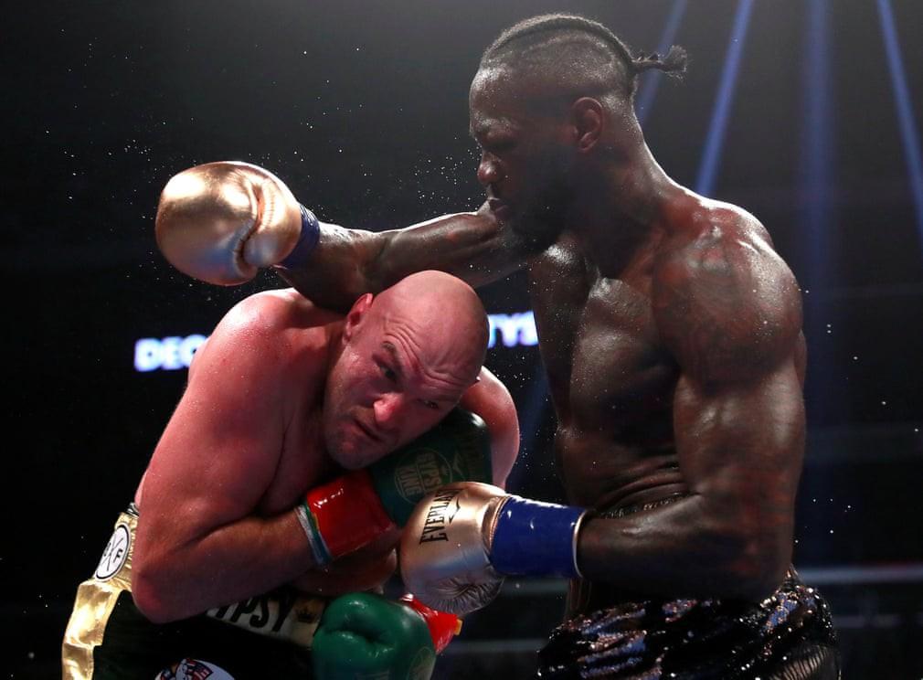 Deontay Wilder nói về màn xác chết vùng dậy của Tyson Fury: Sao anh ta còn đứng dậy được?! - Ảnh 8.