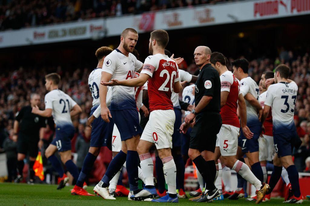 Video kết quả vòng 14 Ngoại hạng Anh 2018/19: Arsenal - Tottenham - Ảnh 1.