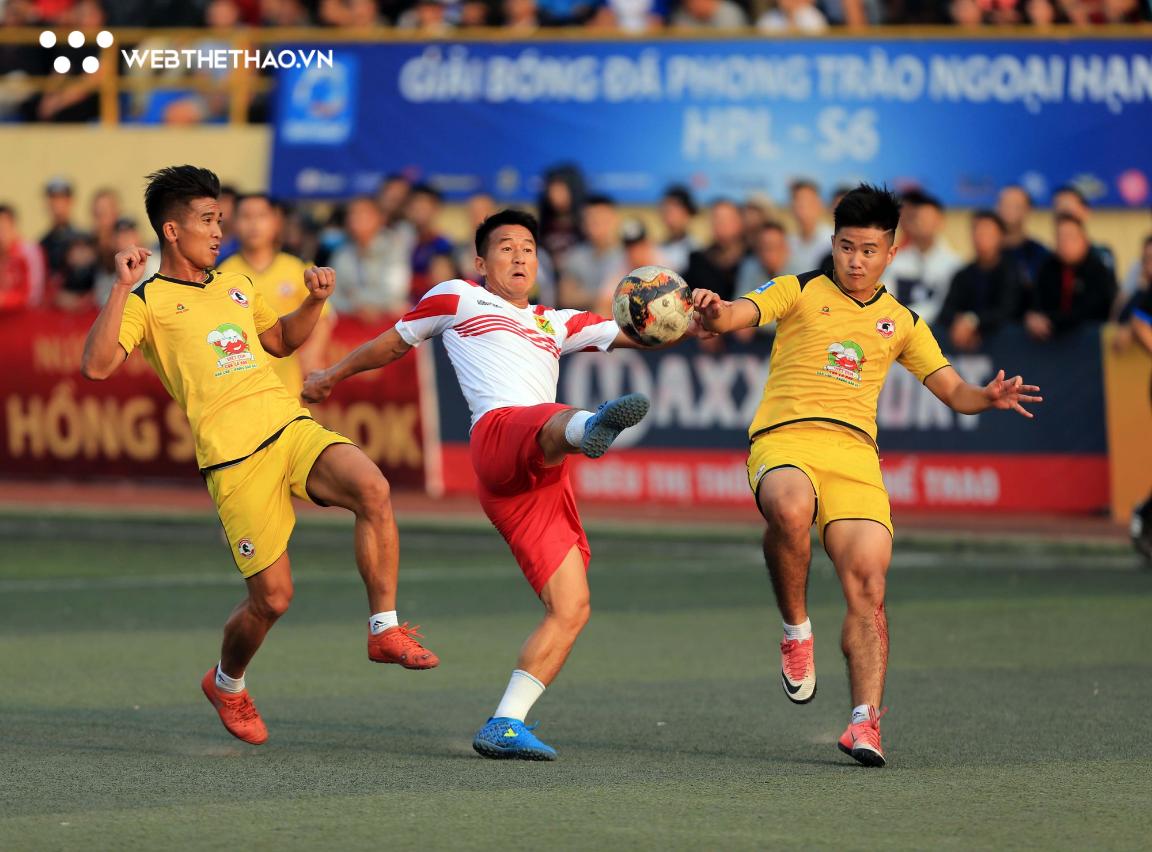 Văn Minh – MV Corp: Derby xứ Nghệ giữa lòng Hà Nội - Ảnh 1.