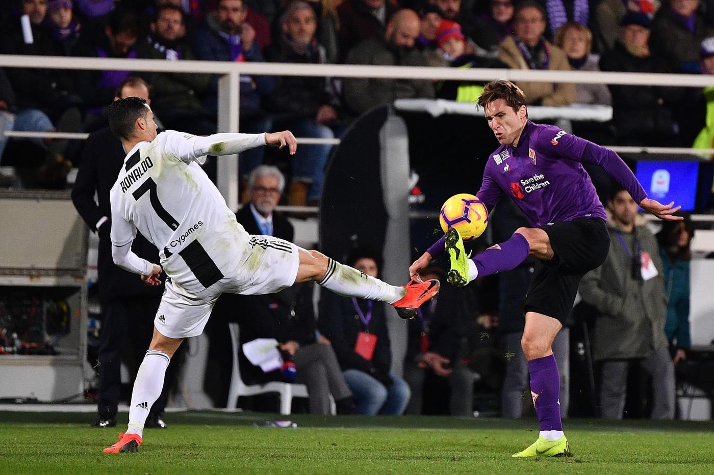 Ronaldo san bằng kỷ lục 60 năm và những điểm nhấn từ trận Fiorentina - Juventus - Ảnh 3.