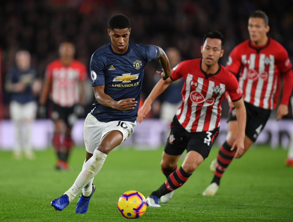 Video kết quả vòng 14 Ngoại hạng Anh 2018/19: Southampton - Man Utd  - Ảnh 1.