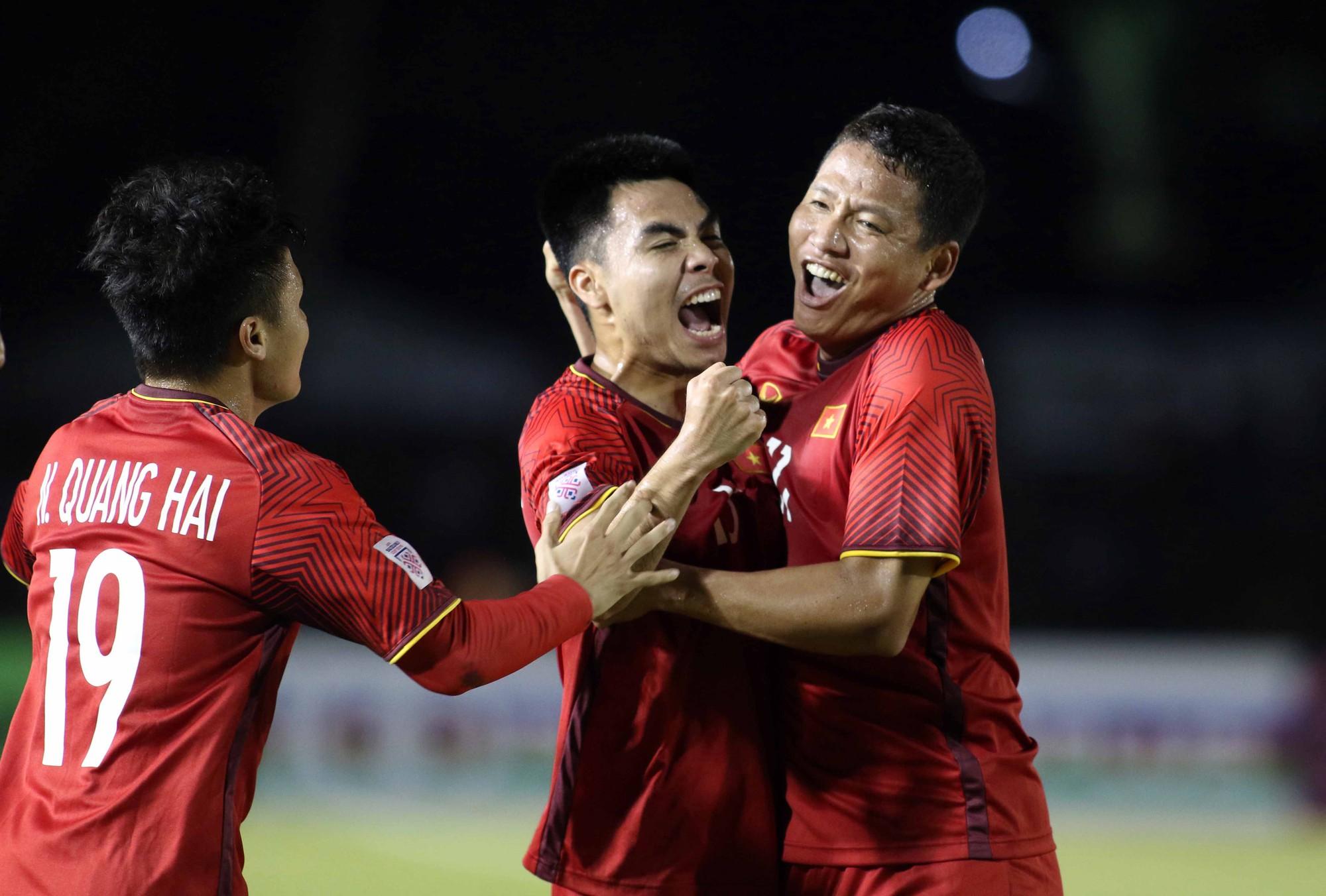 HLV Park Hang Seo: Hết lời khen Văn Đức, tiếc vì đội nhà nhận bàn thua đầu tiên - Ảnh 2.