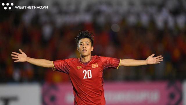 Chấm điểm các cầu thủ Việt Nam ở trận thắng Philippines: Phan Văn Đức là số 1 - Ảnh 5.