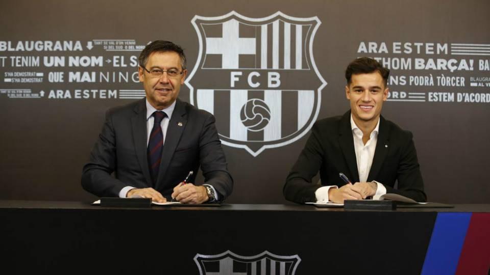 Đặt lên bàn cân Coutinho và Dembele, 2 bản hợp đồng đắt giá nhất lịch sử Barca - Ảnh 3.
