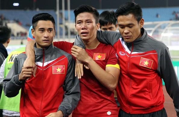 Quế Ngọc Hải: Xin đừng để nước mắt lại rơi tại Bán kết AFF Cup  - Ảnh 3.