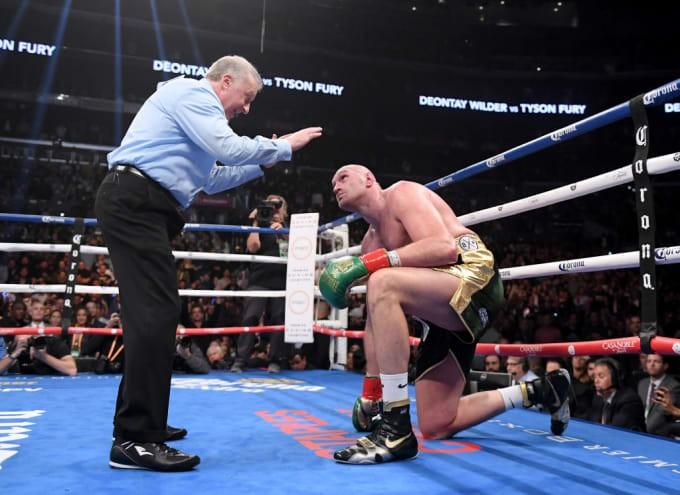 Nếu không có pha knockdown cuối, liệu Fury có thể thắng? - Ảnh 3.