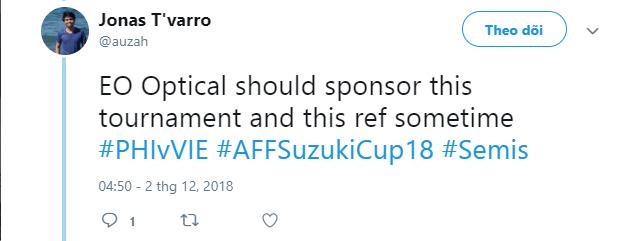 Cộng đồng mạng sửng sốt khi Việt Nam thủng lưới bàn đầu tiên ở AFF Cup - Ảnh 4.