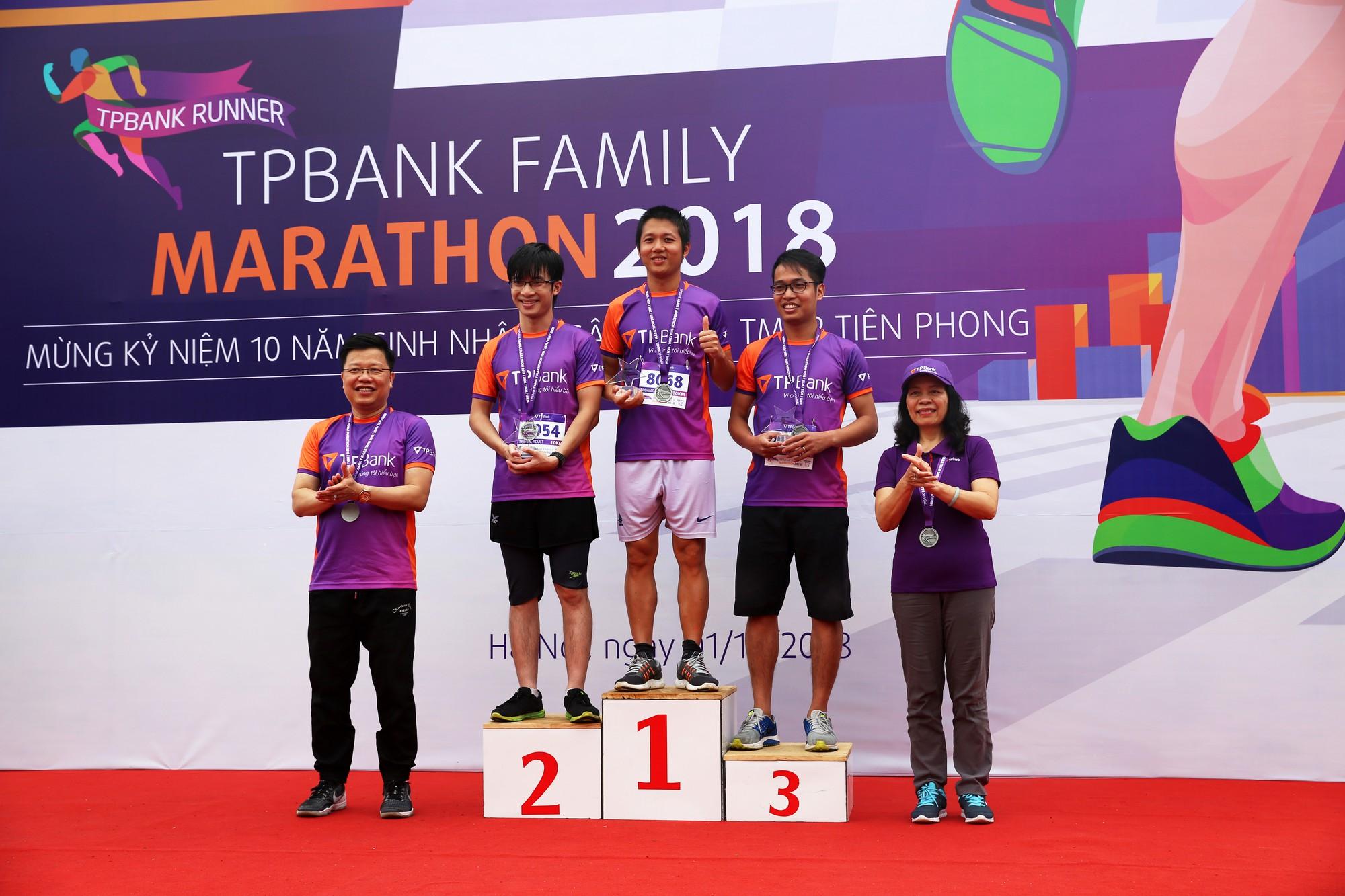 TPBank ra mắt CLB chạy với sự kiện 1.200 người tham dự - Ảnh 12.