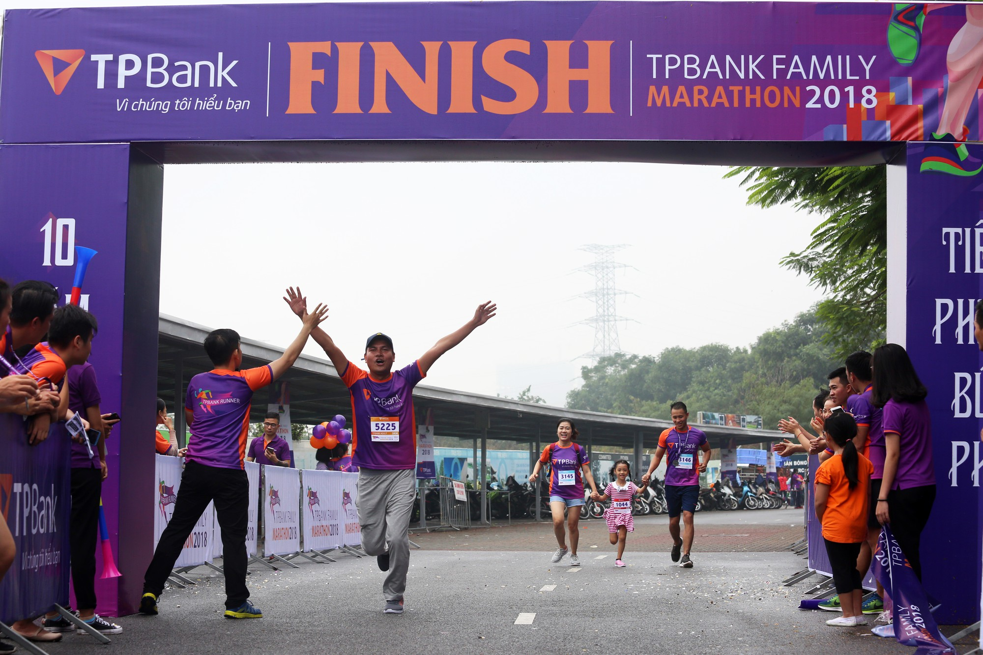 TPBank ra mắt CLB chạy với sự kiện 1.200 người tham dự - Ảnh 10.