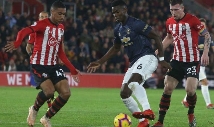 HLV Jose Mourinho chỉ thẳng mặt nói Pogba là con virus trong phòng thay đồ sau trận gặp Southampton - Ảnh 2.