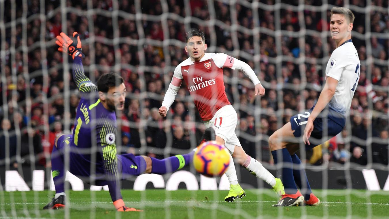 Hiệu suất ghi bàn khó tin của Aubameyang, lần đầu của Torreira và những điểm nhấn khi Arsenal ngược dòng hạ Tottenham - Ảnh 5.