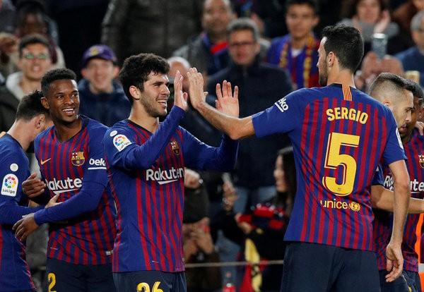 Ngày đặc biệt của Valverde và 5 điểm nhấn từ trận thắng của Barcelona trước Villarreal - Ảnh 5.