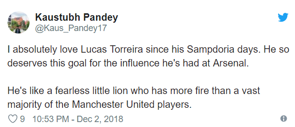 Lucas Torreira tiết lộ bí mật trong giờ nghỉ giúp Arsenal ngược dòng thần thánh ở derby Bắc London - Ảnh 9.