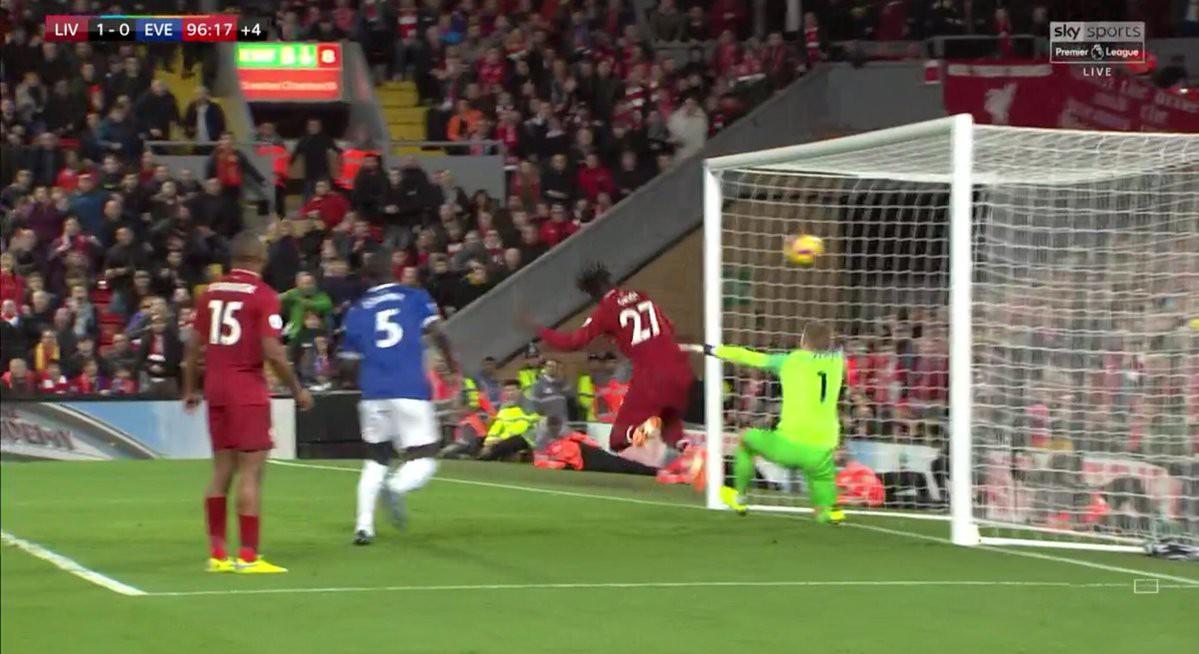 Bàn thắng khó tin ở phút 96 và 5 điểm nhấn ở trận Liverpool - Everton - Ảnh 2.