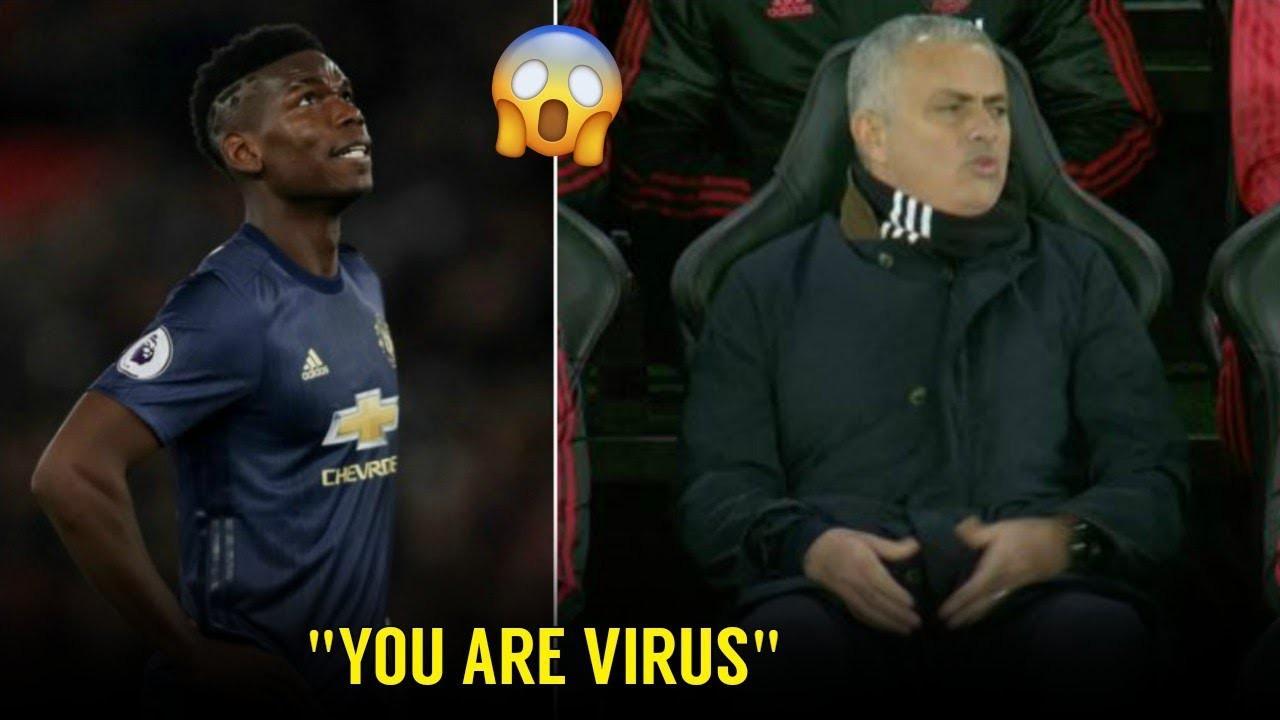 HLV Jose Mourinho chỉ thẳng mặt nói Pogba là con virus trong phòng thay đồ sau trận gặp Southampton - Ảnh 4.