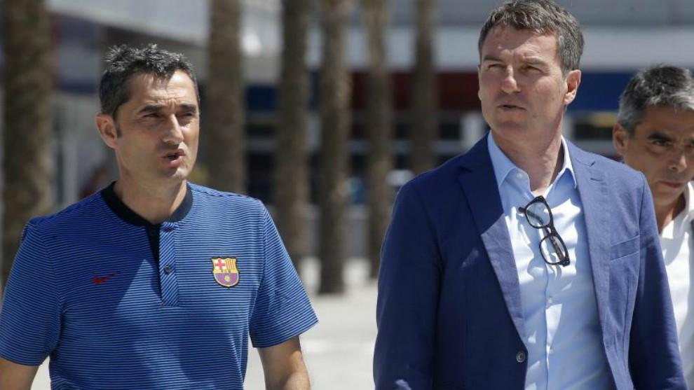 Ngày đặc biệt của Valverde và 5 điểm nhấn từ trận thắng của Barcelona trước Villarreal - Ảnh 1.