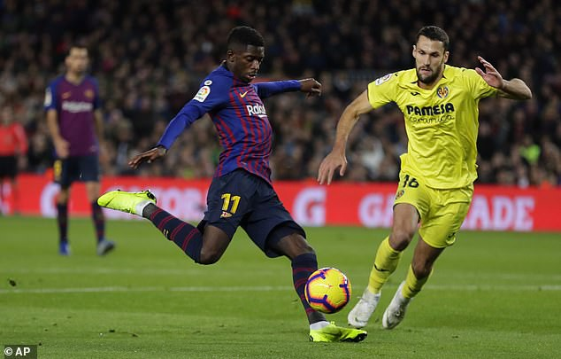 Ngày đặc biệt của Valverde và 5 điểm nhấn từ trận thắng của Barcelona trước Villarreal - Ảnh 3.