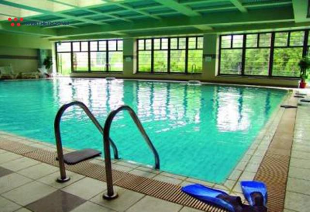 Địa chỉ và giá vé các bể bơi ở Quận Hoàng Mai, Hà Nội