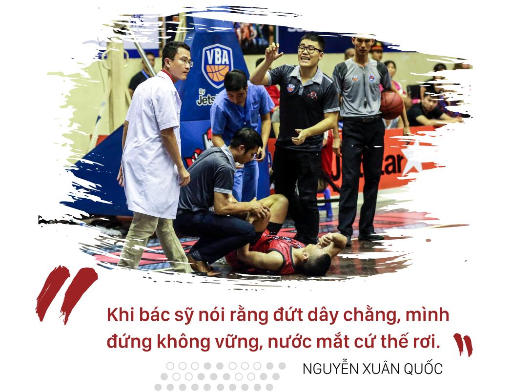 Nguyễn Xuân Quốc: Giọt nước mắt chiến binh và khát vọng trở lại - Ảnh 2.