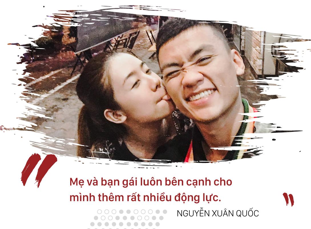Nguyễn Xuân Quốc: Giọt nước mắt chiến binh và khát vọng trở lại - Ảnh 4.
