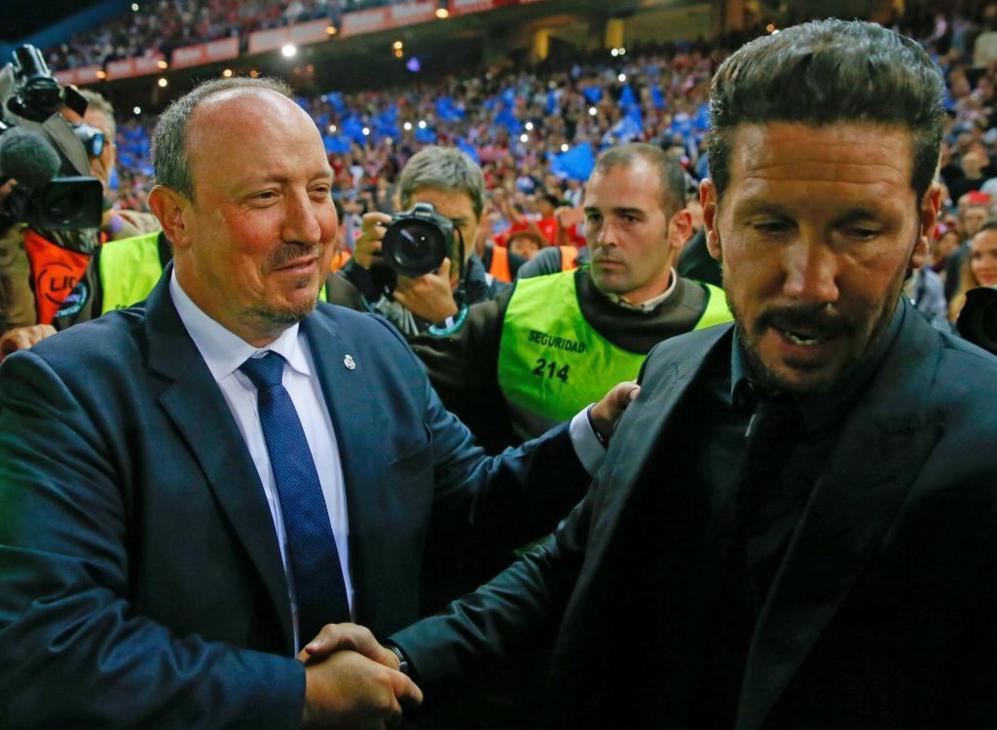Trước Lopetegui, thành tích đối đầu của 4 đời HLV Real Madrid với Diego Simeone như thế nào? - Ảnh 6.