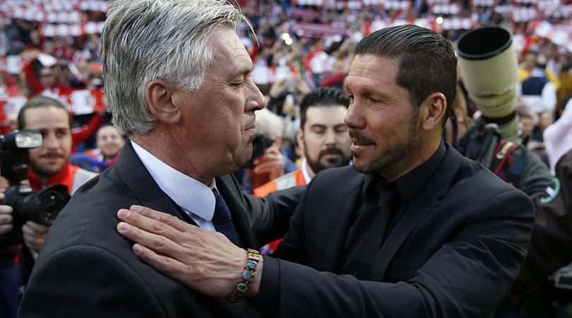 Trước Lopetegui, thành tích đối đầu của 4 đời HLV Real Madrid với Diego Simeone như thế nào? - Ảnh 4.