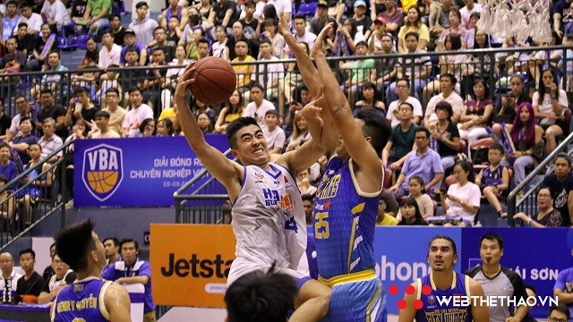 Tổng kết Regular Season VBA 2018: Hanoi Buffaloes - Ảnh 2.