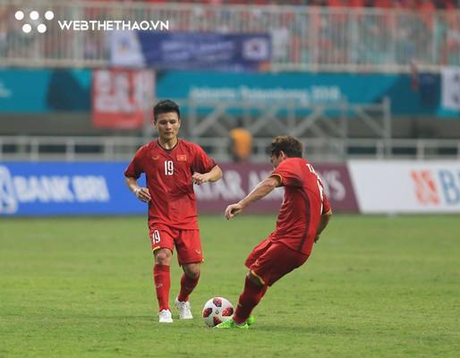 Sau thành công ở ASIAD, Quang Hải lại được đội bóng Thái Lan săn đón - Ảnh 1.