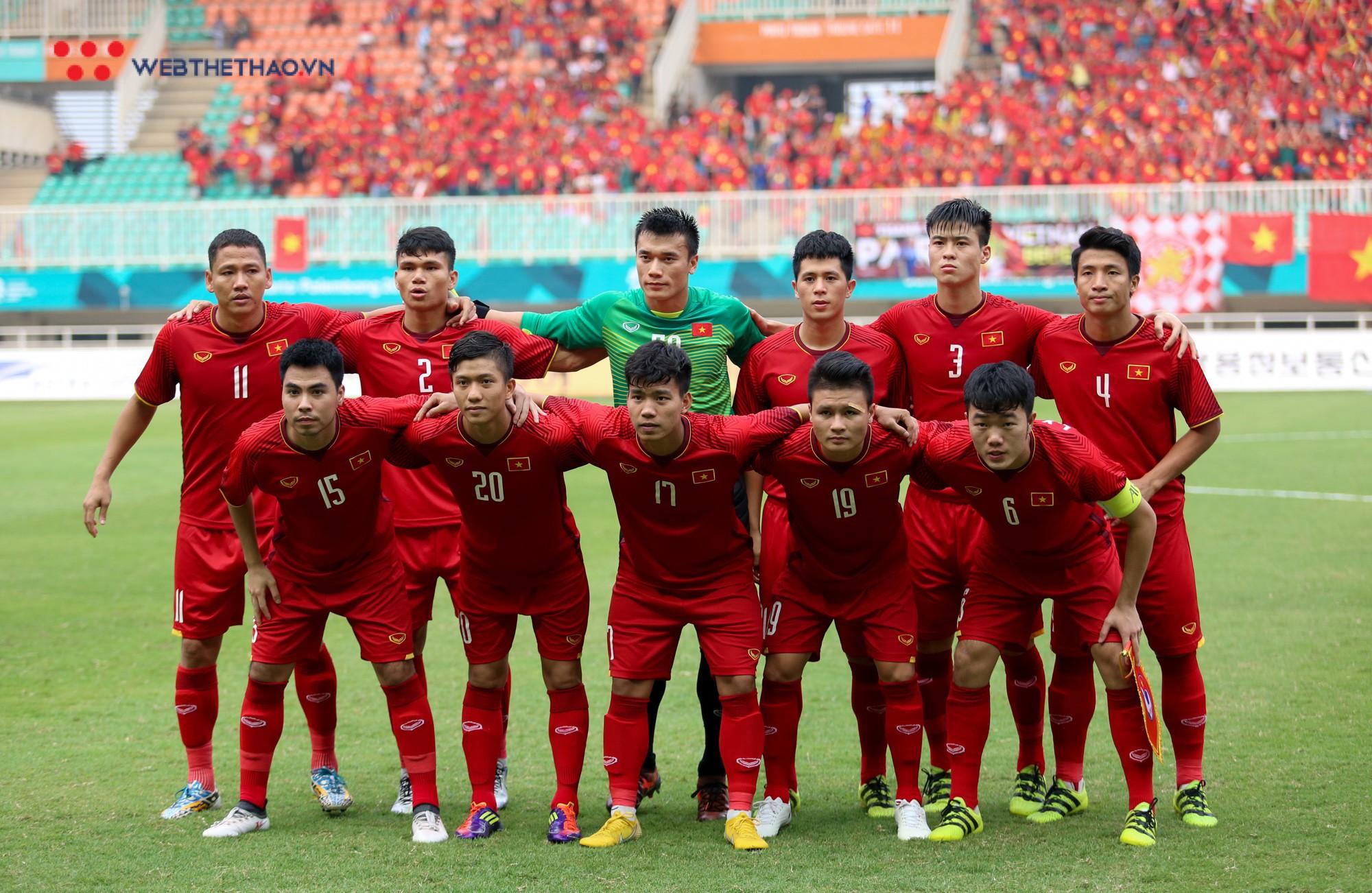 Lứa Duy Mạnh, Văn Toàn, Văn Đức có thể không được dự SEA Games 2019 - Ảnh 1.