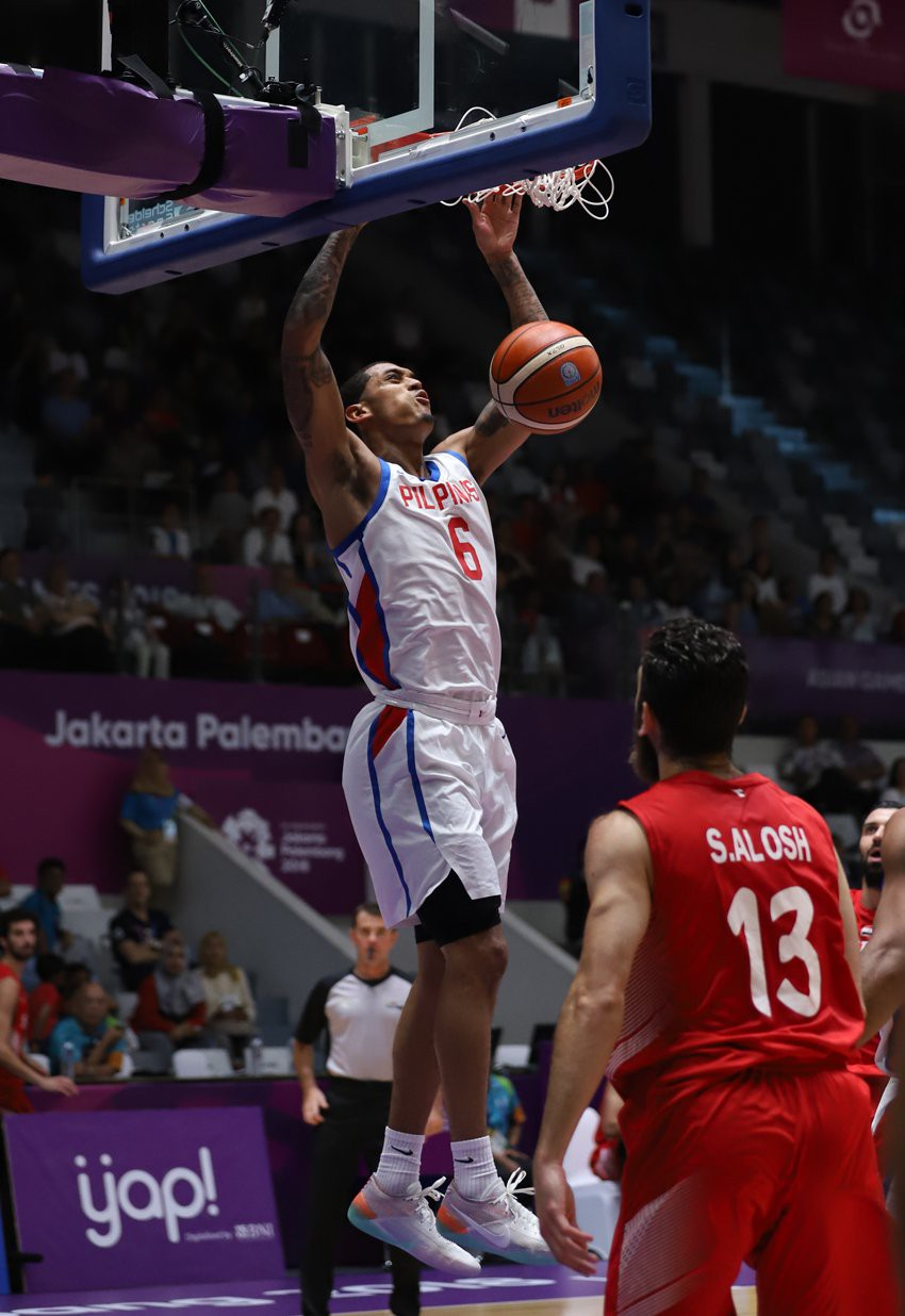 Jordan Clarkson đặt mục tiêu cùng Philippines trong tương lai - Ảnh 1.