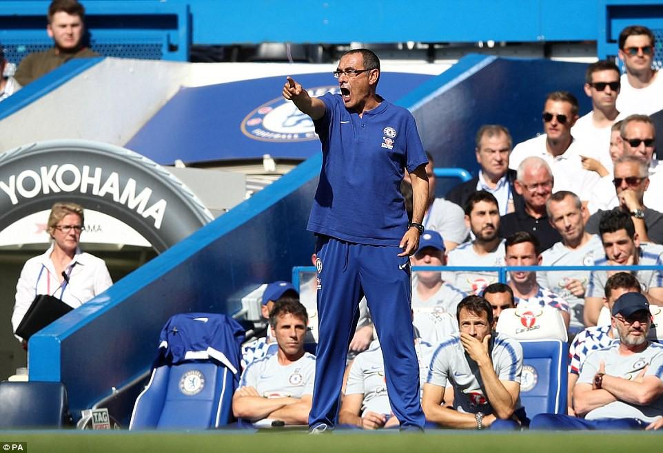 Top 5 điểm nhấn hấp dẫn trong ngày Chelsea hạ Bournemouth nối dài mạch toàn thắng - Ảnh 7.