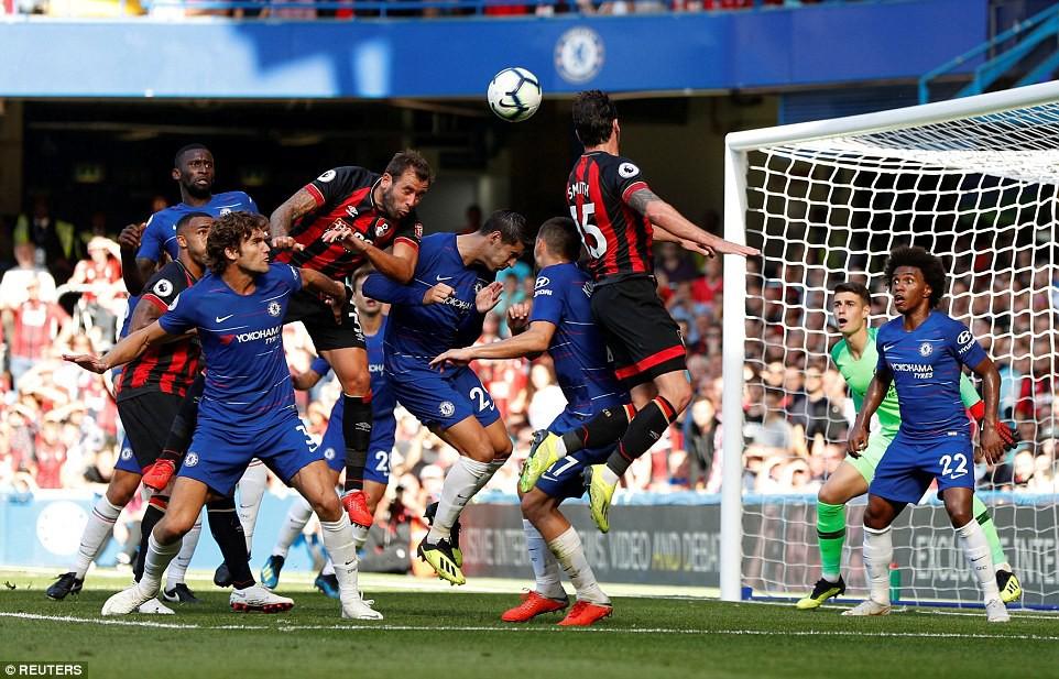 Top 5 điểm nhấn hấp dẫn trong ngày Chelsea hạ Bournemouth nối dài mạch toàn thắng - Ảnh 10.