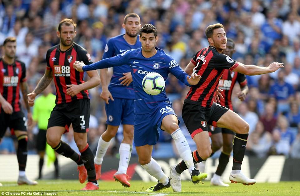 Top 5 điểm nhấn hấp dẫn trong ngày Chelsea hạ Bournemouth nối dài mạch toàn thắng - Ảnh 1.