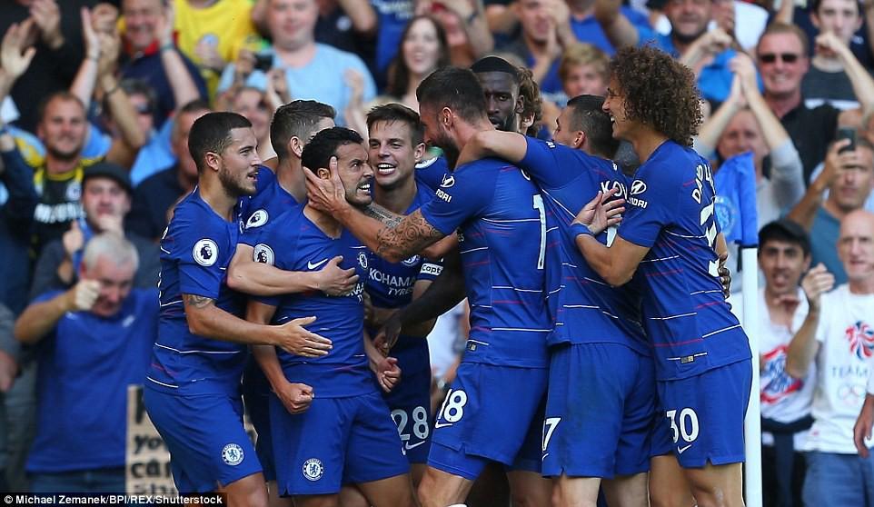 Top 5 điểm nhấn hấp dẫn trong ngày Chelsea hạ Bournemouth nối dài mạch toàn thắng - Ảnh 5.