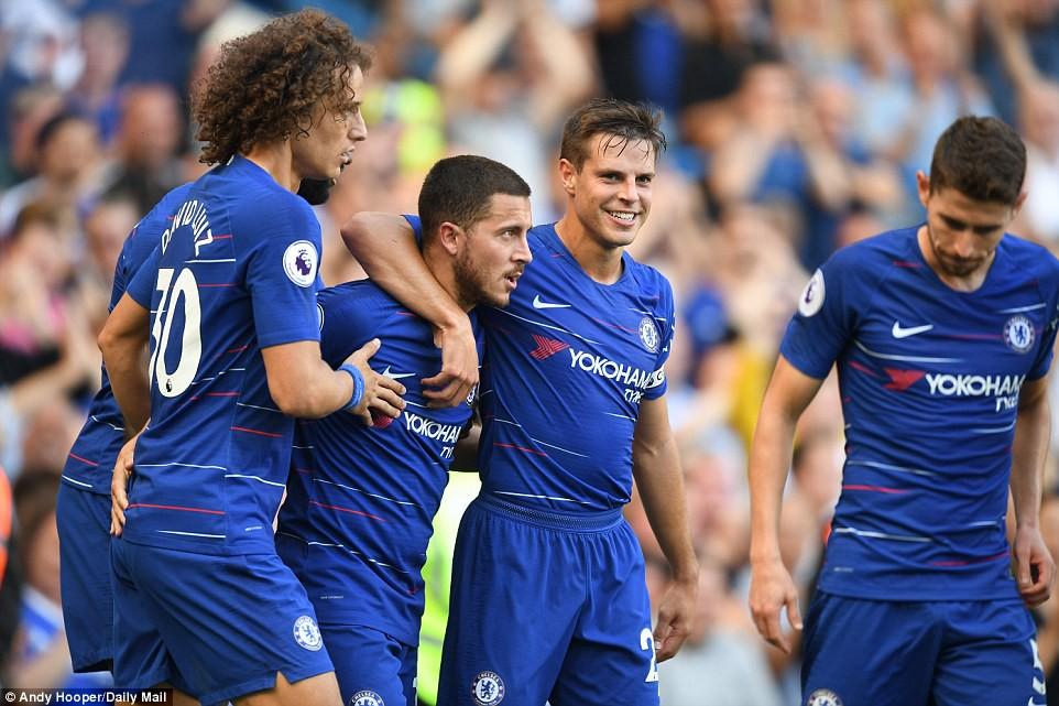 Top 5 điểm nhấn hấp dẫn trong ngày Chelsea hạ Bournemouth nối dài mạch toàn thắng - Ảnh 8.