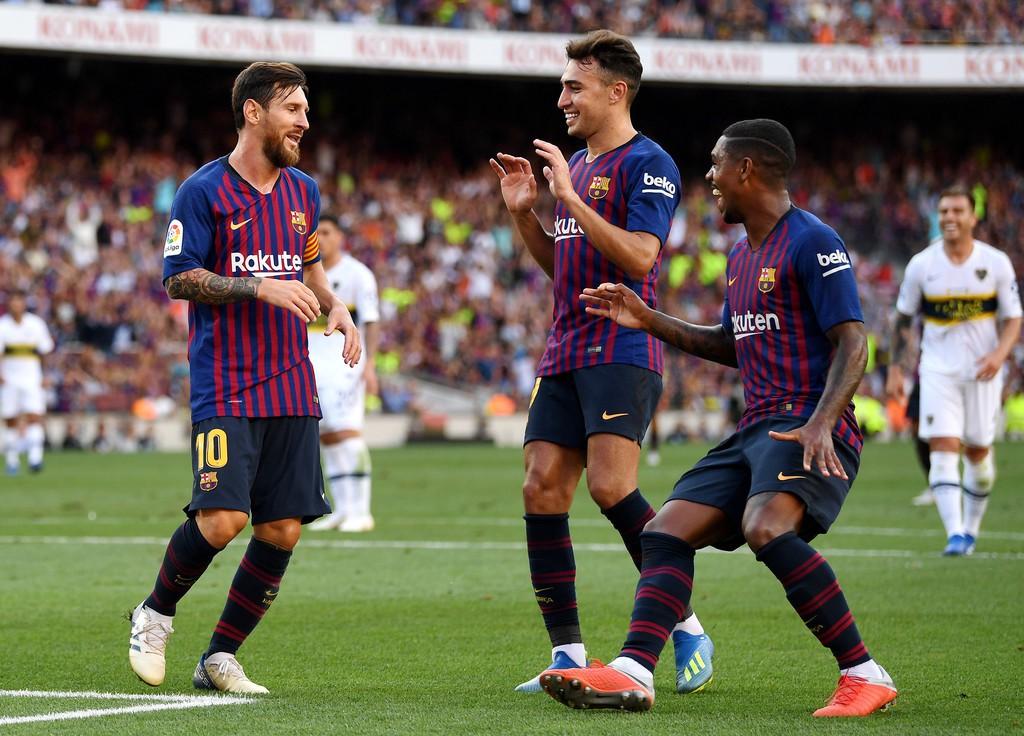 """Messi trước cơ hội báo thù đối thủ """"hạt tiêu"""" Huesca sau 14 năm - Ảnh 5."""