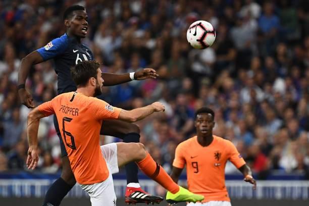 Kỷ lục của Giroud và top 5 thống kê nổi bật trong chiến thắng của Pháp trước Hà Lan - Ảnh 3.