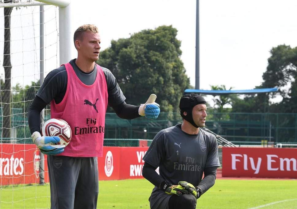 Hé lộ lý do khiến HLV Emery chưa trao cơ hội bắt chính cho Leno ở Arsenal - Ảnh 3.