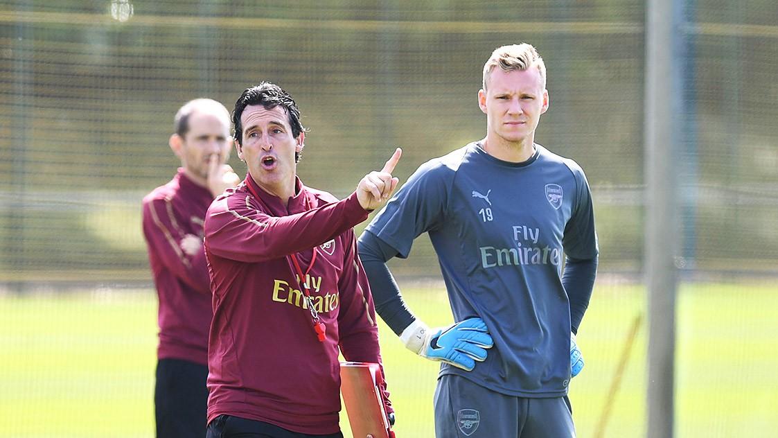 Hé lộ lý do khiến HLV Emery chưa trao cơ hội bắt chính cho Leno ở Arsenal - Ảnh 5.