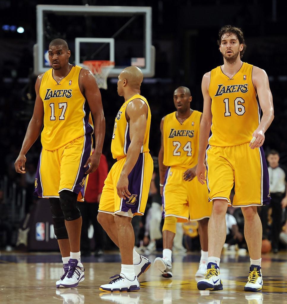 Trung phong khủng từng vô địch cùng Kobe Bryant và Los Angeles Lakers đang tính trở lại NBA - Ảnh 3.