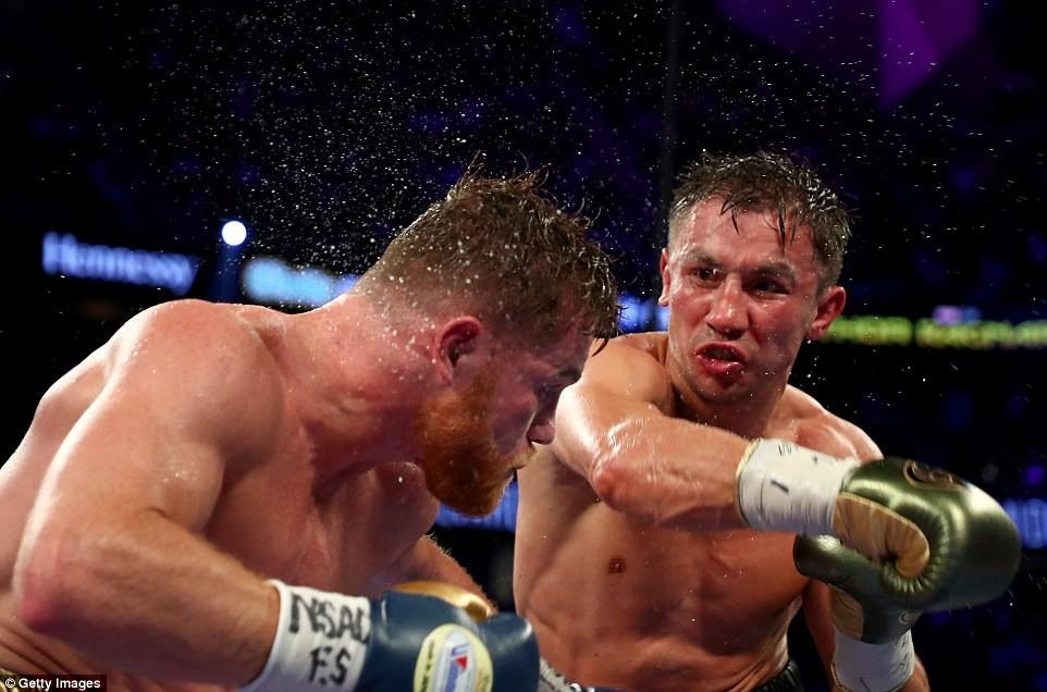 Top 5 cú Knockout đáng nhớ nhất của Gennady Golovkin - Ảnh 1.