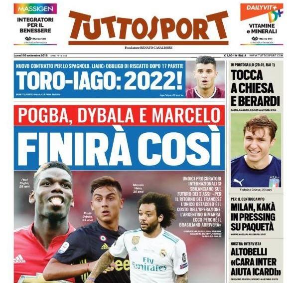 Juventus chuẩn bị mua thêm 2 ngôi sao để làm vừa lòng Ronaldo - Ảnh 1.