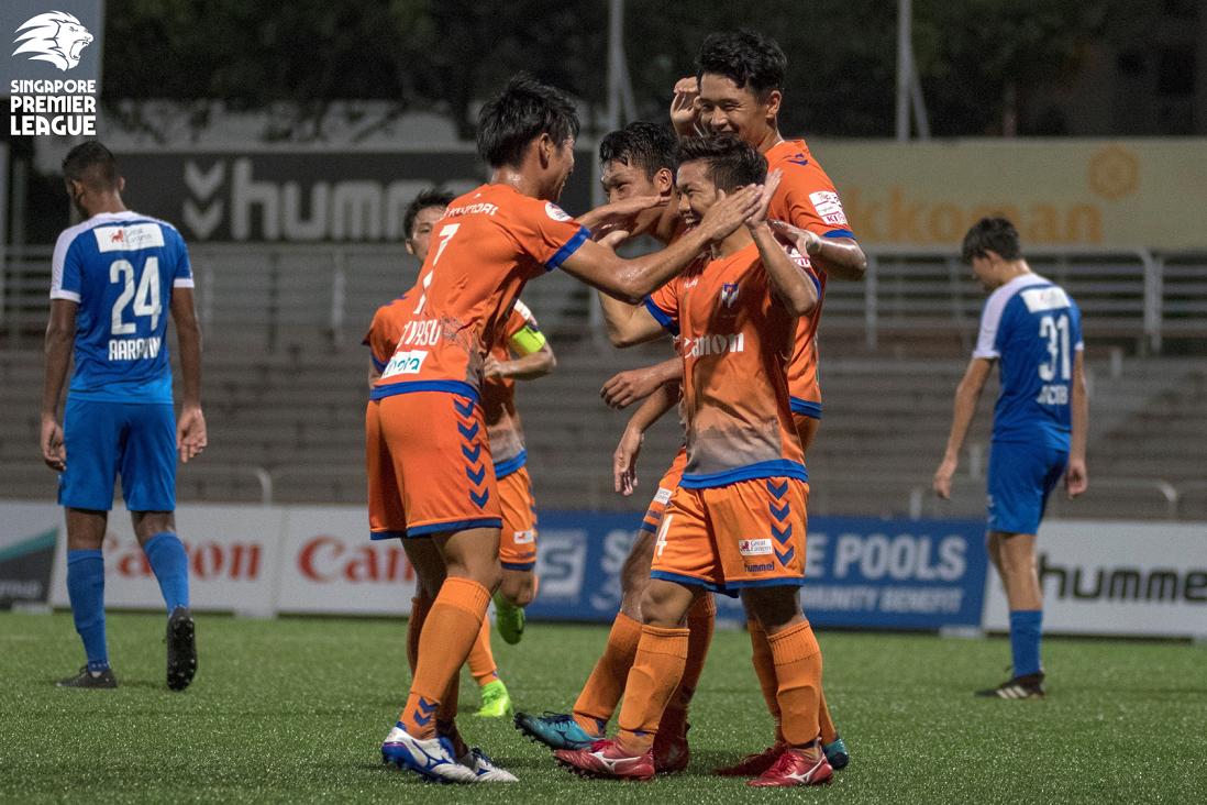 Kỷ lục của Hà Nội FC chưa là gì so với Giải VĐQG Malaysia và Singapore - Ảnh 2.