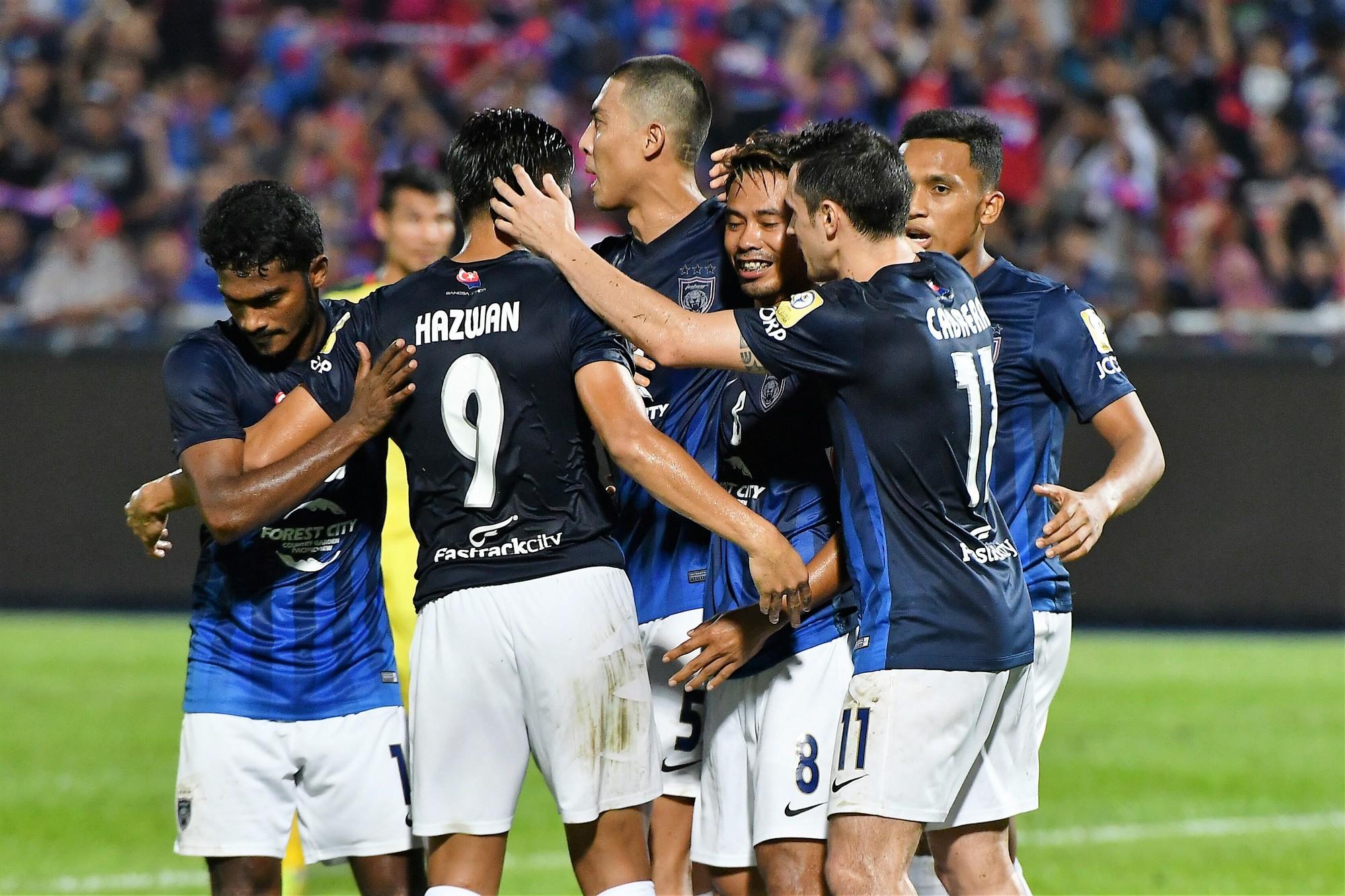 Kỷ lục của Hà Nội FC chưa là gì so với Giải VĐQG Malaysia và Singapore - Ảnh 3.